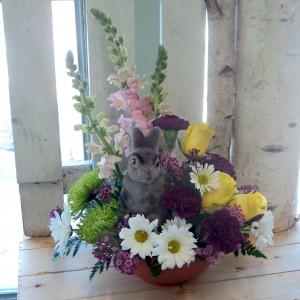 Garden Visitor Arrangement
