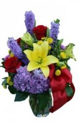 GARDEN VISTA Arrangement of Flowers