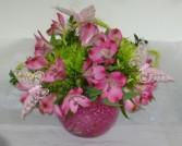 GARDEN WHIMSY Vase Arrangement