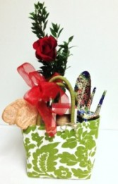 Gardeners Basket Gift Basket