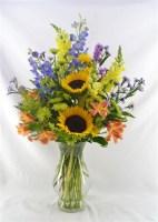 Gardener's Delight Vase Arrangement