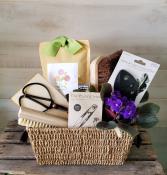 Gardener's Gift Basket Gift