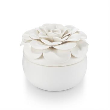 Gardenia Flower Candle