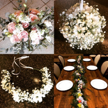 Garlands and Flower Crowns
