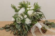 Garlands and Greenery  Wedding Flowers