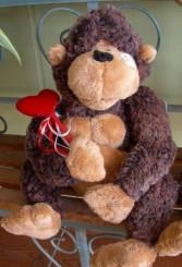 Garstang the Singing Gorilla gift