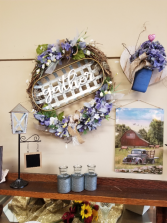 Gather Grapevine -Large wreath