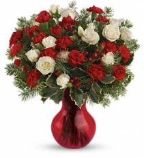 Gather Round Bouquet floral arrangement