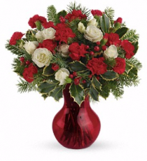 Gather Round Christmas Bouquet