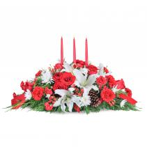 Gathering Table Arrangement
