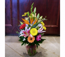 GDD-08 Vase arrangment