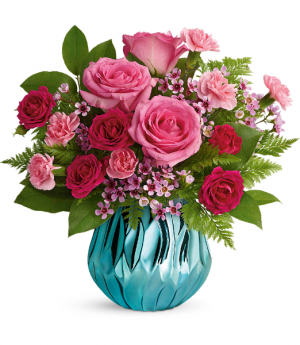 Gem Of My Heart Bouquet  All-Around Arrangement in Winnipeg, MB | KINGS FLORIST LTD