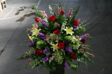Gentle Blooms Arrangement