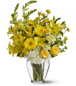 Gentle Breeze Vase Arrangement