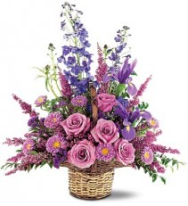 Gentle Comfort Basket Arrangement