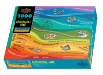 Geological Time Puzzle from The Unemployed Philosophers Guild