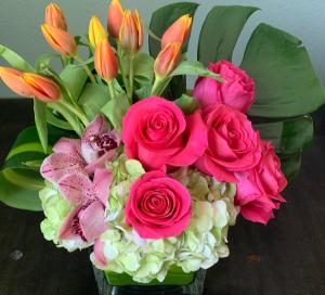 Georgeous flowers ELEGANT MIXTURE OF FLOWERS in Houston, TX | Bella Flori
