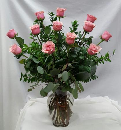 Geraldine Roses Fresh Floral Design