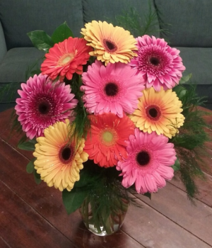 Bluffton florist bluffton sc flower shop berkeley flowers gifts gerb appeal arrangement in bluffton sc berkeley flowers gifts negle Images