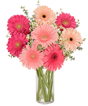 Gerb Appeal Bouquet in Anadarko, OK | SIMPLY ELEGANT FLOWERS ETC