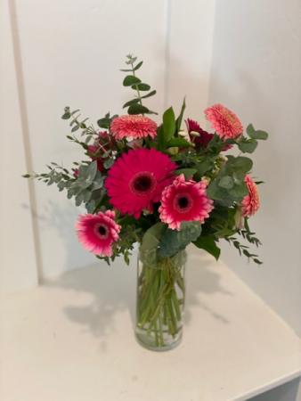 Gerber Bouquet Flower Arrangement