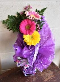 Gerber Daisy Hand Bouquet Hand Bouquet