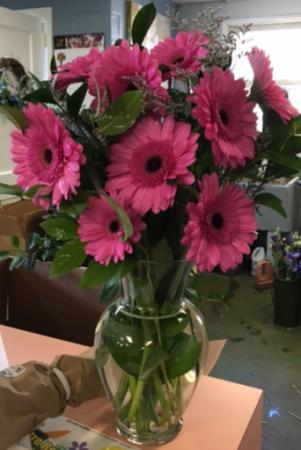 Gerber Smiles Vase