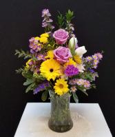 Gerbera and Roses