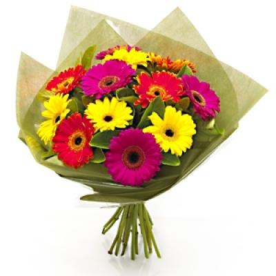 Gerbera Bouquet Cut flower bouquet