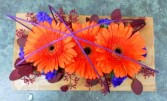 Gerbera Sweetie Dish Arrangement