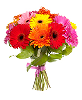 Gerbera Wedding Bridal Bouquet