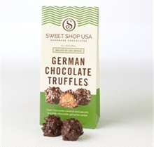German Chocolate Truffles Sweet Shop USA Handmade Chocolates