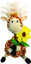 "Gerry Giraffe ""(Your Love Lifts Me) Higher and Higher"