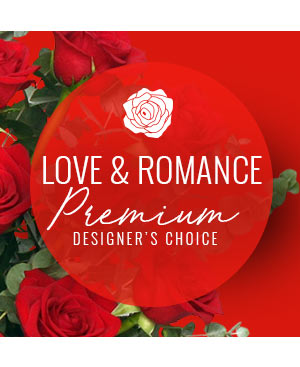 Get Romantic Premium Designer's Choice in Laguna Niguel, CA | Reher's Fine Florals And Gifts