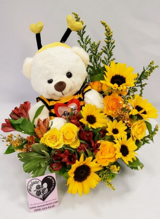 GET WELL BEE GET WELL FLOWERS
