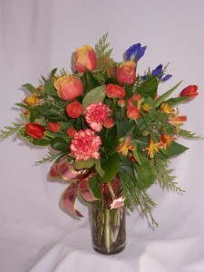 GET WELL CHEERS - Get Well Flowers Prince George  BC:  AMAPOLA BLOSSOMS.
