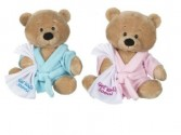 Get Well Cuddle Bear -Blue or Pink Gifts