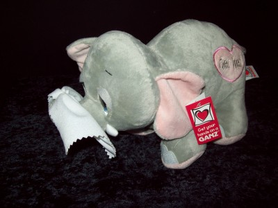 Get Well Ellie Plush Elephant In Dallas Or Heartstrings Florist