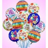 Get Well Mylar Balloons