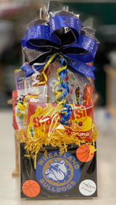 Get Well Snack Basket snack basket