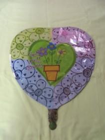 Get Well Soon Balloon 2  Mylar Balloon