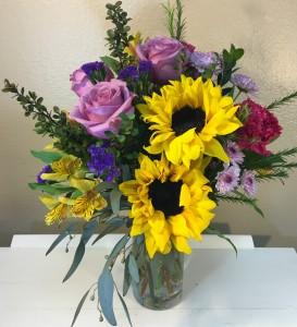 Get Well Today  Flower Bouquet