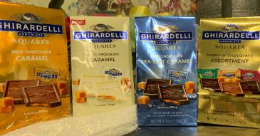 GHIRADELLI CANDY