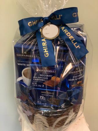Ghiradelli Gift Pack Chocolate
