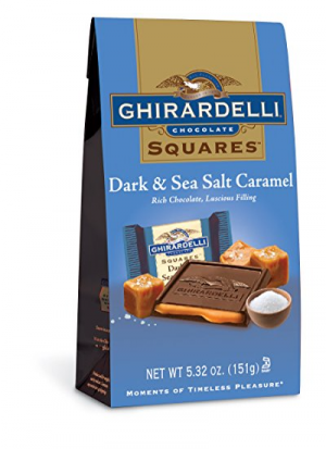 Ghirardelli Sea salt chocolates Candy in Magnolia, TX | ANTIQUE ROSE FLORIST