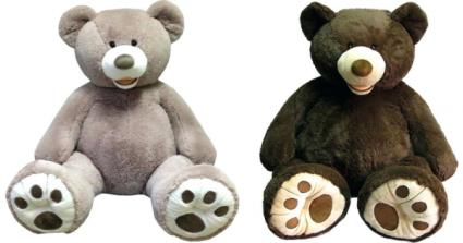 GIANT 4 feets plush teddy bear