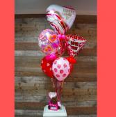 Giant Balloon Bouquet
