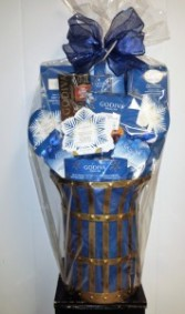 Gift Basket - Blue Basket of Yum SOLD OUT!