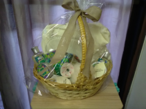 gift basket pamper me basket