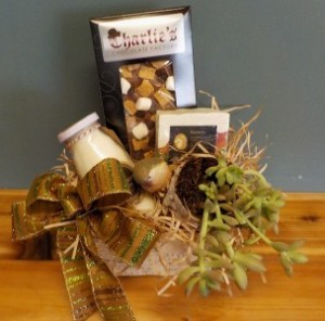 Gift Basket The Ultimate Senses Gift Basket in Abbotsford, BC | BUCKETS FRESH FLOWER MARKET